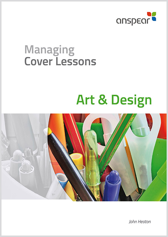 Managing Cover Lessons Art Amp Design Pearsonpublishing Co Uk